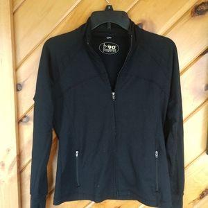 Women's active wear jacket